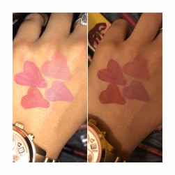 Huda Beauty swatch